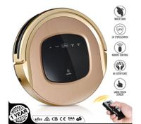 8-in-1 Smart Robot Vacuum Cleaner