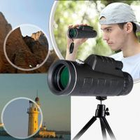 High Power 40x60 Portable HD Monocular Night Vision Optics Telescope