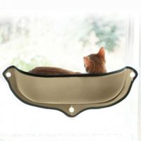 Cat Hammock Bed Mount Window Pod Lounger Suction Cups Warm Bed