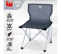 Bestway Folding Camping Hiking Portable Beach Outdoor Picnic Chair w/Carry Bag