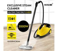 Maxkon Home High Pressure Carpet Floor Window Steam Cleaner Mop