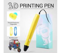 Ailink 3D Printing Pen Drawing Gift w/PCL Filament & Free Protective Fingertip