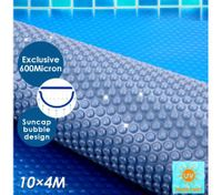 600 Micron 10M x 4M Solar Outdoor Swimming Pool Cover Blanket