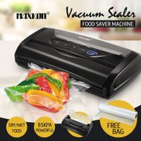 Maxkon Vacuum Sealer Machine Food Storage Packaging Saver w/Bag Roll