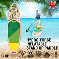 Bestway 3.1M Stand Up Paddle Board Inflatable Paddleboard Surfing SUP Kayak W/Oar