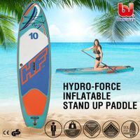 Bestway 3.05M Stand Up Paddle Board Inflatable Paddleboard Surfing SUP Kayak