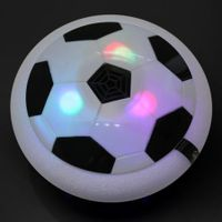 Air Power Soccer Disc LED Lights Kids Gliding Hover Football