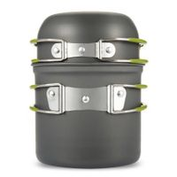 Hiking Picnic Backpacking Tableware Pot Pan