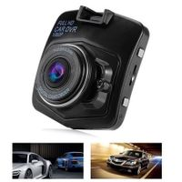 H400 HD Car Driving Recorder 170 Degree Lens / G-sensor