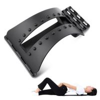 Back Massage Stretcher Spine Relax Pain Relief Lumbar Support