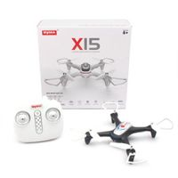 SYMA X15 RC Drone RTF 2.4GHz 4CH 6-axis Gyro / Altitude Hold / One Key to Take off