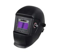 Safety Welding Helmet with Auto-Darkening Welding Filter - Black