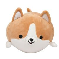 Dog Plush Toy Stuffed Cute Soft Cartoon Animal Pillow for Kids