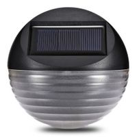 SL - 900 6 LEDs IP55 Waterproof Solar Powered Fence Light