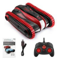 YED 1803 2.4GHz 6-channel Amphibious Car 360-degree Rotation Vehicle Toy