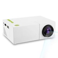 YG310 LCD Projector HD Resolution Multimedia LED Projection Apparatus