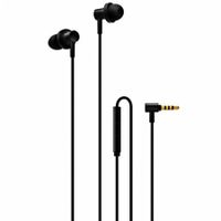 Original Xiaomi QTEJ03JY Hybrid Dual Drivers Earphones Wired Control Earbuds with Microphone