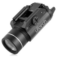 Utorch SFA - 05B LED Waterproof Aluminum Alloy Range Finder Rifle Gun Scope Flashlight