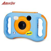 Amkov CD - EW 1.77 inch WiFi 5MP Mini Kids Digital Camera