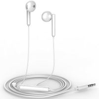 Huawei Honor AM115 Headset with 3.5MM Plug Earbuds Earphone Wired Controller Spe