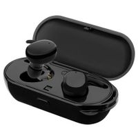 Z - YeuY T2C Bluetooth 5.0 Touch Control Automatic Pairing TWS Stereo Wireless Earphone