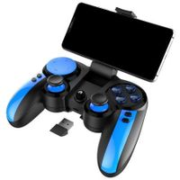 iPEGA PG - 9090 Replaceable Cross Key / Elastic Phone Holder / Custom Button Function / Flexible Joystick Bluetooth 4.0 2.4GHz Receiver Gamepad