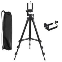 New 2in1 Three-way Universal Tripod Camera Camcorder with Cell Phone Clip Holder