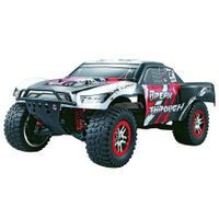 HG - 101 1/10 2.4G High Speed RC Car with Transmitter