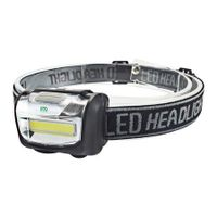 YWXLight COB LED Headlamp Mini Outdoor Camping Headlight