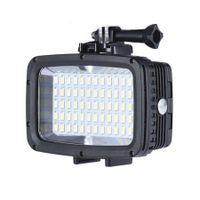 Video Diving Light  40M Waterproof 60 LEDs for GoPro Hero Sports Camera
