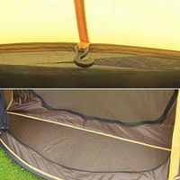HUILINGYANG Automatic Tent 3 - 4 People Camping Outdoor Supplies