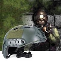Lightweight Tactical Crashworthy Protective Military Helmet