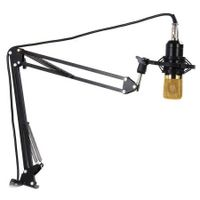 NB - 35 Extendable Recording Microphone Suspension Boom Scissor Arm Stand Holder with Microphone Clip Table Mounting Clamp