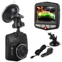 Mini GT300 Car Dash Cam DVR Camera 2.4'' Full HD 1080P Dashboard Digital Driving Video Recorder