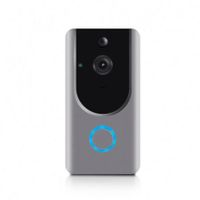 WiFi Smart Wireless video doorbell 720P PIR Night Vision Doorbell Android IOS Smart Home Intercom doorbell System