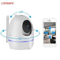 HD 3.0MP Wireless Indoor Baby/Pet Monitor Cloud Storage WiFi IP Camera Remote Home p2p PTZ Camera