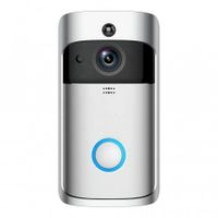 HD Wireless Security Camera Smart Doorbell with Night Vision