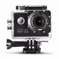 Full HD 1080P wifi waterproof sports action camera Yi action camera-Black