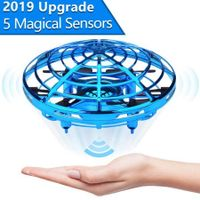 Hand Operated Drone for Kids Toddlers Adults - Hands Free Mini Drones for Kids Flying Toys for Boys and Girls Hand Drone Kids Self Flying Drone