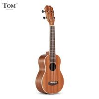 TOM TUC - 200B Acoustic Concert Soprano Ukulele with Carrying Bag