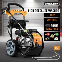 Pressure Washer Max 210CC 10HP with 30 Meter Hose