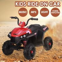6V ATV Ride On Car Kids Electric Toy Battery Powered w/Start Forward Back Function