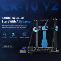 Newest Creality Auto Leveling 3D Printer CR-10V2 490*570*640mm