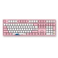 AKKO 3108 V2 Type-C Wired Mechanical Gaming Keyboard 108 Key PBT Keycap World Tour Series Tokyo