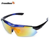 FreeBee 0089 Outdoor Mountain Bike Windproof Cycling Glasses