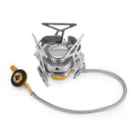 zyzy - 86 Portable Stove Burner Split Outdoor 2H Maximum Firepower Burning Time