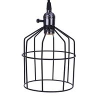 Pendant Cage Hanging Wire Lamp Guard