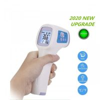 Non Contact Touchless Forehead Digital Infrared Thermometer Gun