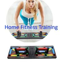 Home Fitness Training Multifunctional Push-Up Board