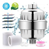 10-Stage Shower Water Filter for All Shower Head